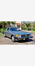1987 Mercedes-Benz 560SL for sale 101065091