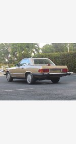 1987 Mercedes-Benz 560SL for sale 101082789