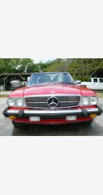 1987 Mercedes-Benz 560SL for sale 101157318