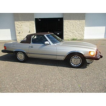 1987 Mercedes-Benz 560SL for sale 101183164