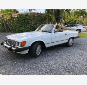1987 Mercedes-Benz 560SL for sale 101194182