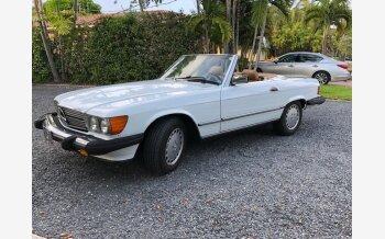 1987 Mercedes-Benz 560SL for sale 101194182