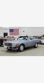 1987 Mercedes-Benz 560SL for sale 101207009