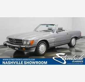 1987 Mercedes-Benz 560SL for sale 101219967
