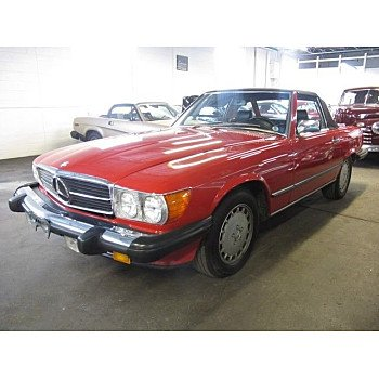 1987 Mercedes-Benz 560SL for sale 101229787