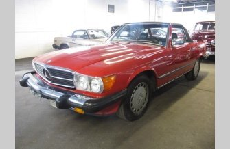 1987 Mercedes-Benz 560SL for sale 101229787