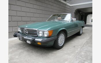 1987 Mercedes-Benz 560SL for sale 101235464