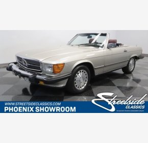 1987 Mercedes-Benz 560SL for sale 101256591