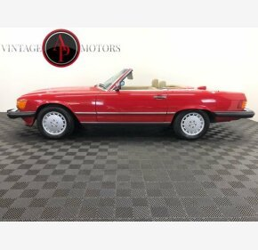 1987 Mercedes-Benz 560SL for sale 101266150