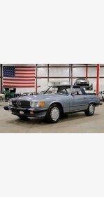 1987 Mercedes-Benz 560SL for sale 101266953