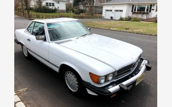 1987 Mercedes-Benz 560SL for sale 101269138