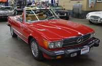 1987 Mercedes-Benz 560SL for sale 101275804