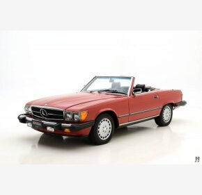 1987 Mercedes-Benz 560SL for sale 101279560