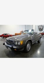 1987 Mercedes-Benz 560SL for sale 101295643