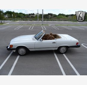 1987 Mercedes-Benz 560SL for sale 101318677