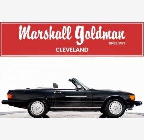 1987 Mercedes-Benz 560SL for sale 101319147