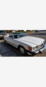 1987 Mercedes-Benz 560SL for sale 101334742