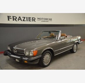 1987 Mercedes-Benz 560SL for sale 101348836