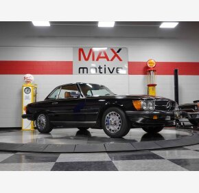 1987 Mercedes-Benz 560SL for sale 101360502