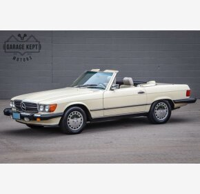 1987 Mercedes-Benz 560SL for sale 101377078