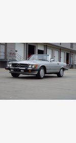 1987 Mercedes-Benz 560SL for sale 101398255
