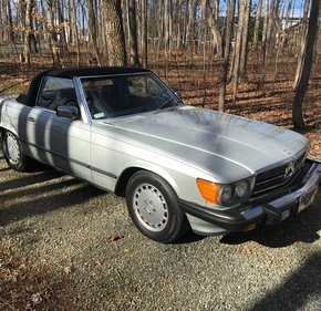 1987 Mercedes-Benz 560SL for sale 101428835