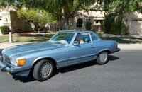 1987 Mercedes-Benz 560SL for sale 101443700