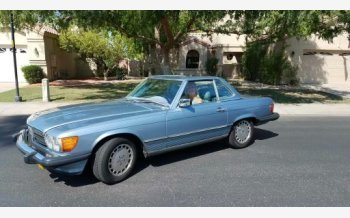1987 Mercedes-Benz 560SL for sale 101443700