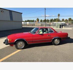 1987 Mercedes-Benz 560SL for sale 101461272
