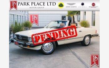 1987 Mercedes-Benz 560SL for sale 101466994
