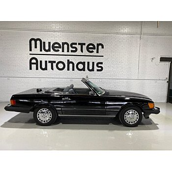 1987 Mercedes-Benz 560SL for sale 101479101