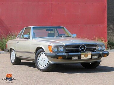 1987 Mercedes-Benz 560SL for sale 101549765