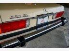 1987 Mercedes-Benz 560SL for sale 101595307