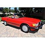 1987 Mercedes-Benz 560SL for sale 101618763