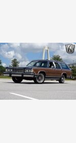 1987 Mercury Grand Marquis Colony Park LS for sale 101336591