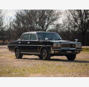 1987 Nissan President for sale 101106263