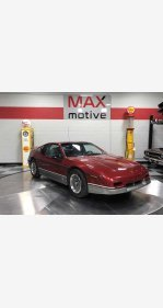 1987 Pontiac Fiero GT for sale 101211476