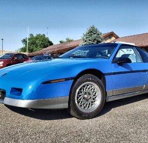 1987 Pontiac Fiero GT for sale 101340833