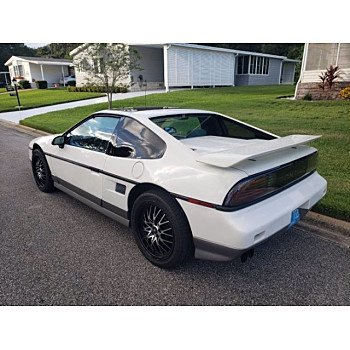 1987 Pontiac Fiero for sale 101398936