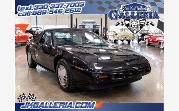 1987 Pontiac Fiero for sale 101430672