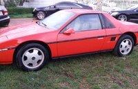 1987 Pontiac Fiero for sale 101378565
