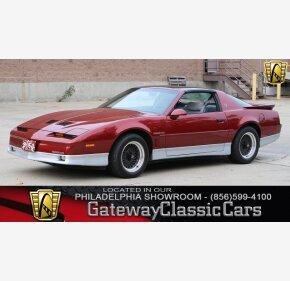 1987 Pontiac Firebird Trans Am Coupe for sale 101061663