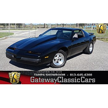 1987 Pontiac Firebird Coupe for sale 101078839