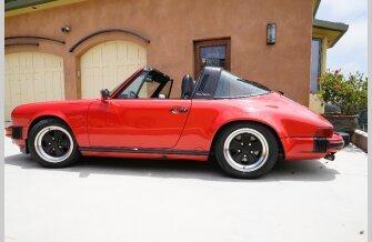 1987 Porsche 911 Targa for sale 100770244