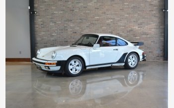 1987 Porsche 911 Turbo Coupe for sale 101056516