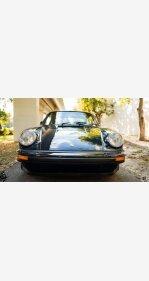 1987 Porsche 911 Carrera Coupe for sale 101068133
