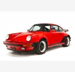 1987 Porsche 911 Turbo Coupe for sale 101078989