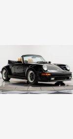 1987 Porsche 911 Carrera Cabriolet for sale 101226553