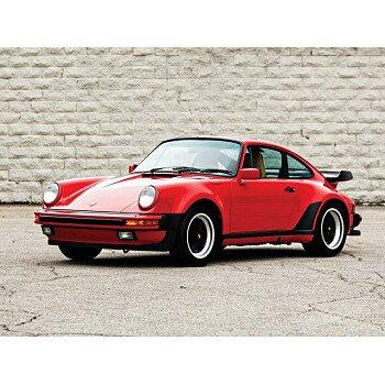 1987 Porsche 911 Turbo Coupe for sale 101245709