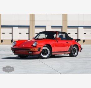 1987 Porsche 911 Carrera Cabriolet for sale 101288866